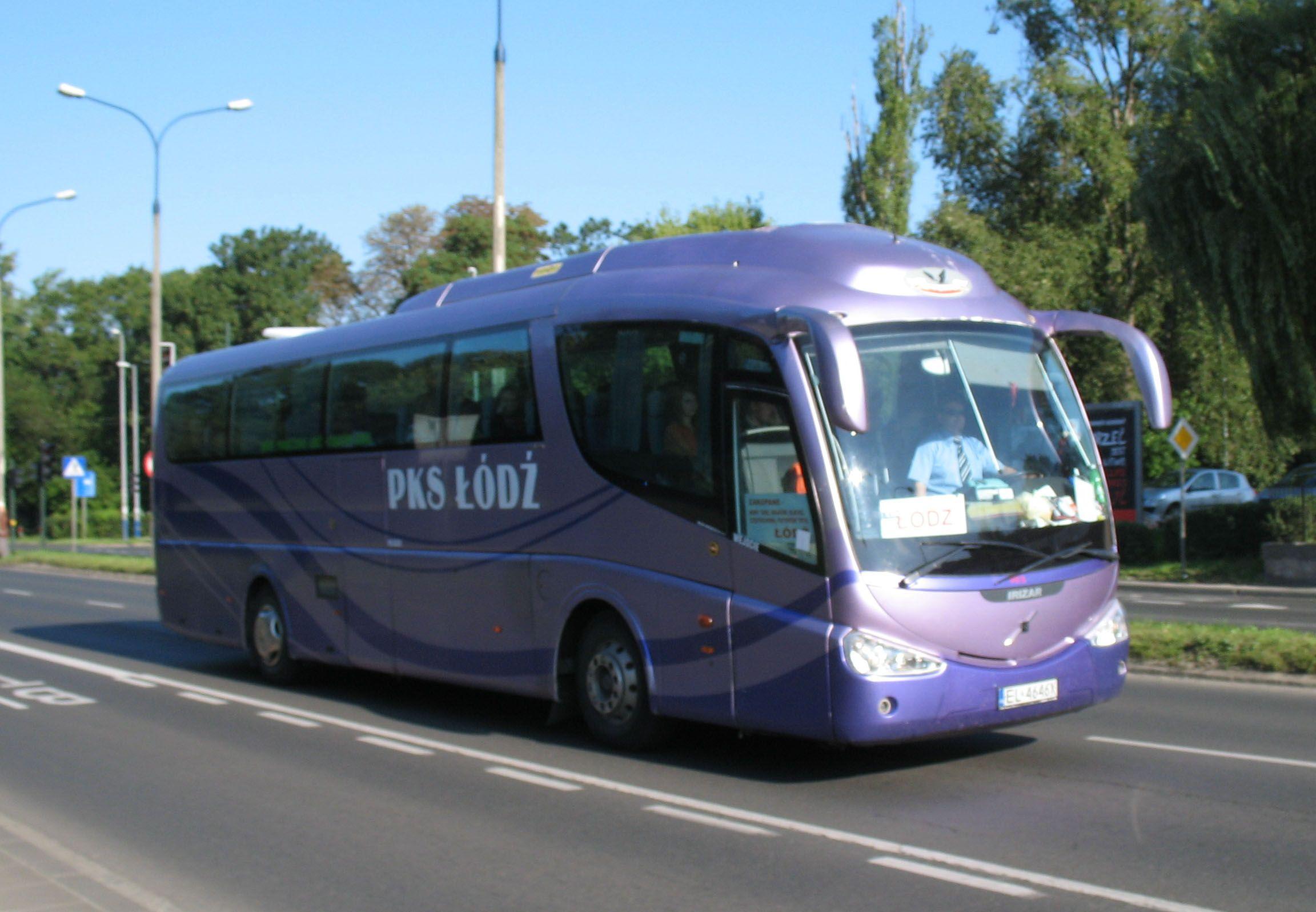 File Volvo Irizar Pb In Krakow Pks Lo Volvo Krakow Bus