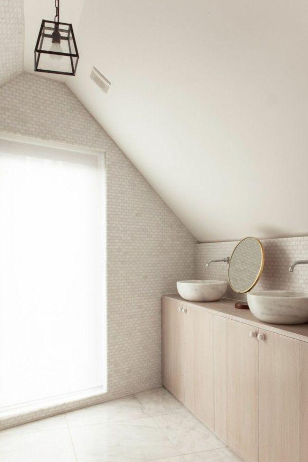 Badezimmer Mit Welless Faktor   Ein Zen Badezimmer Mit Spa Charakter    Einrichtungsideen