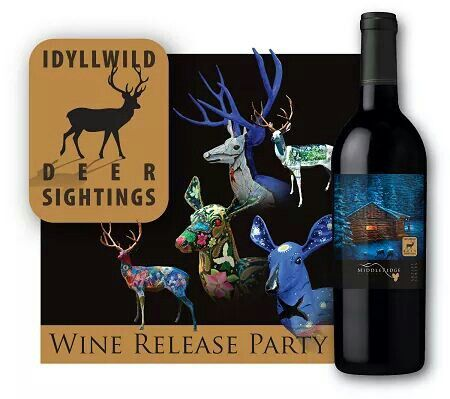Idyllwild Wine Release Party