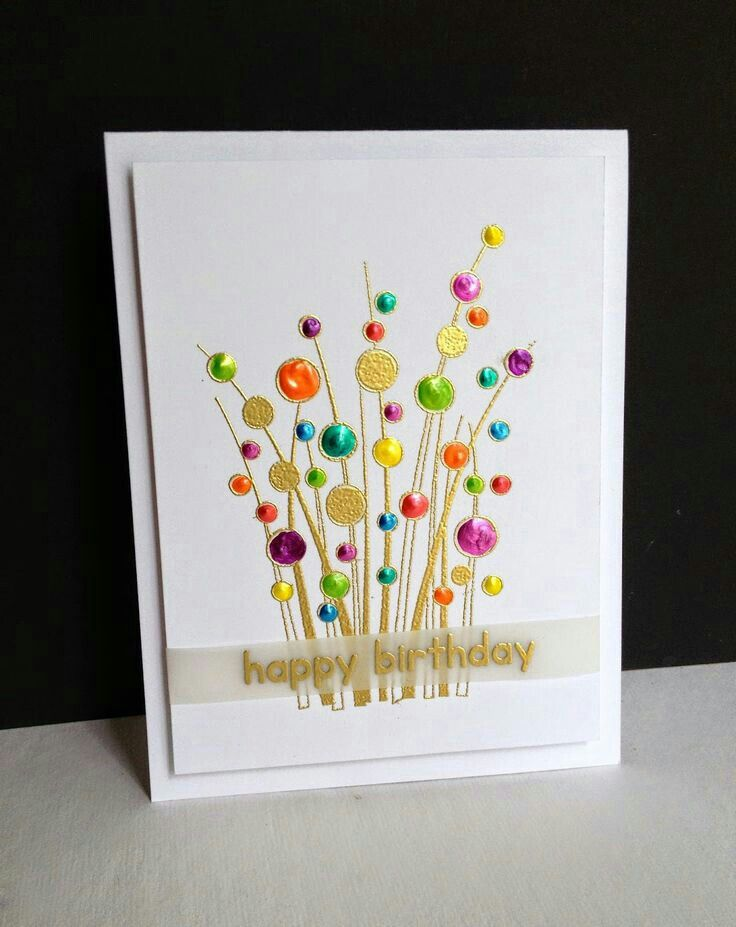 We Can Do Backdrop Like This Birthday Cards Handmade