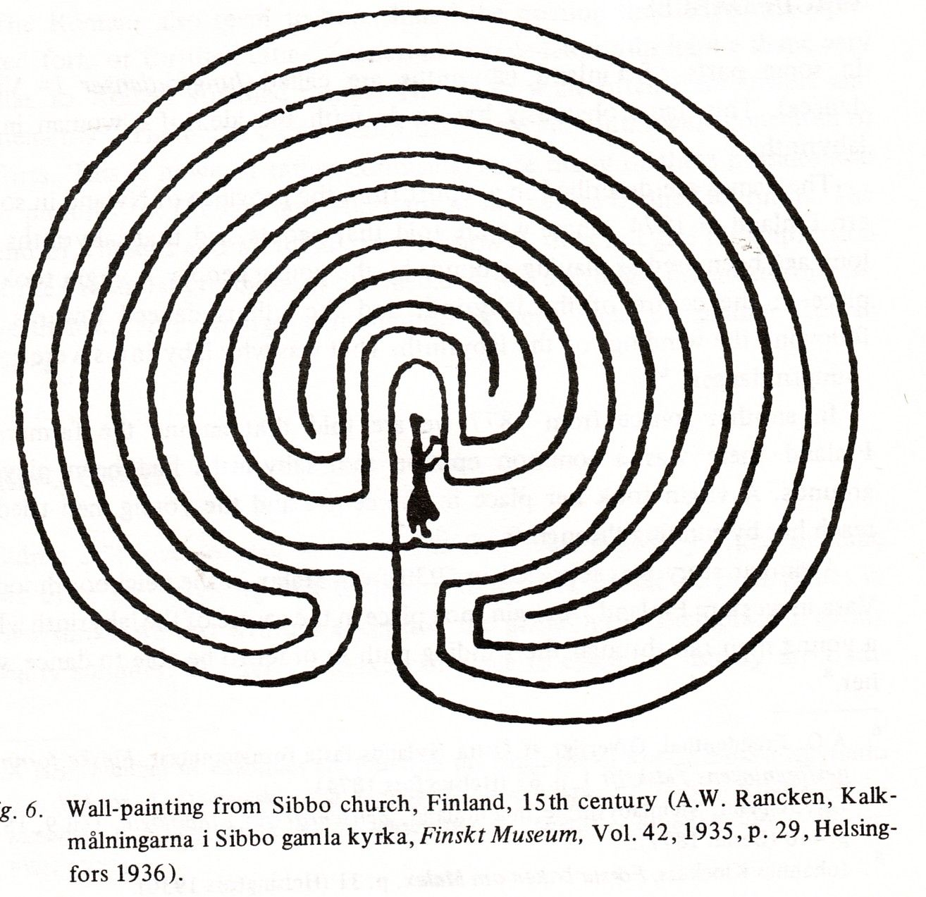 Symbols norse gishjlmr symbol symbols nordic powerful old norse labyrinths and ritual in scandinavia with an interesting interpretation of the ariadnetheseus myth buycottarizona Image collections