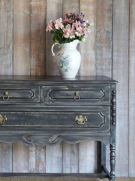 Las mejores ideas para pintar muebles con Chalk Paint | Envejecer ...