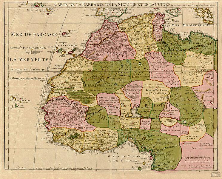 San Borondón La Isla Que Viene Y Va Africa Mapa San Borondon Paraiso Perdido