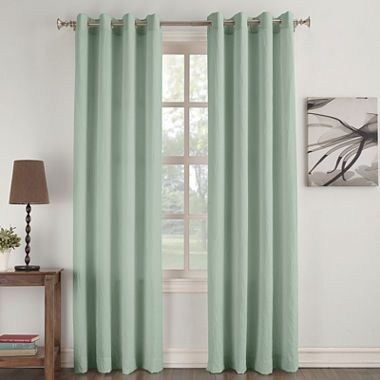 Pretty Sage Mint Green Curtain Not Sure If It Ll Wrinkle But