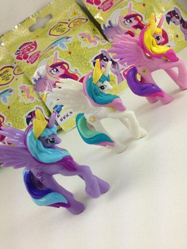 My Little Pony Blind Bag Wave 5 Sealed Princesses Luna Celestia And