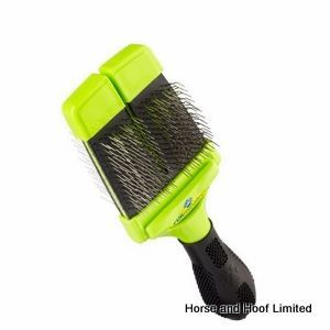 Furminator Firm Slicker Brush for Dogs Furminator Firm Slicker Brush for Dogs is…