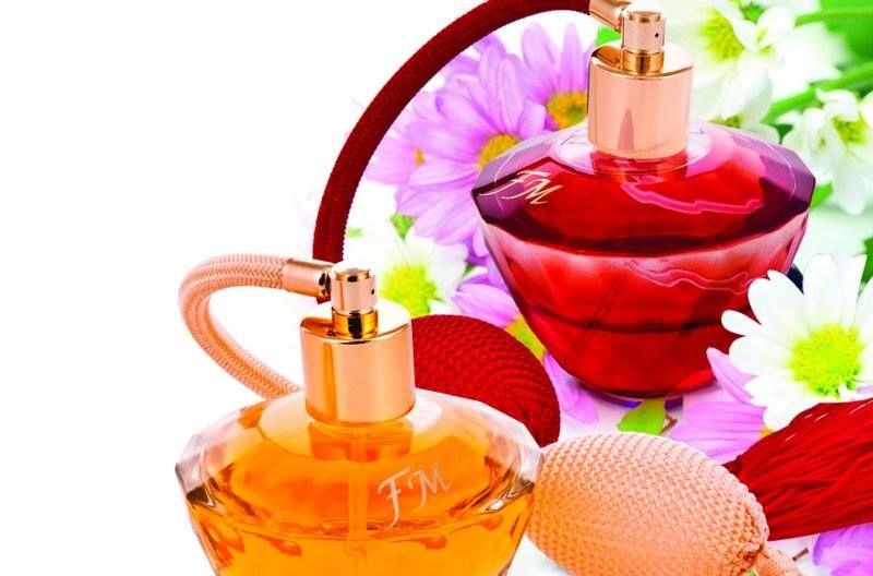 Parfum Lux Dama Pompita 50ml Fm 313 Grupa Lemnoase Florale
