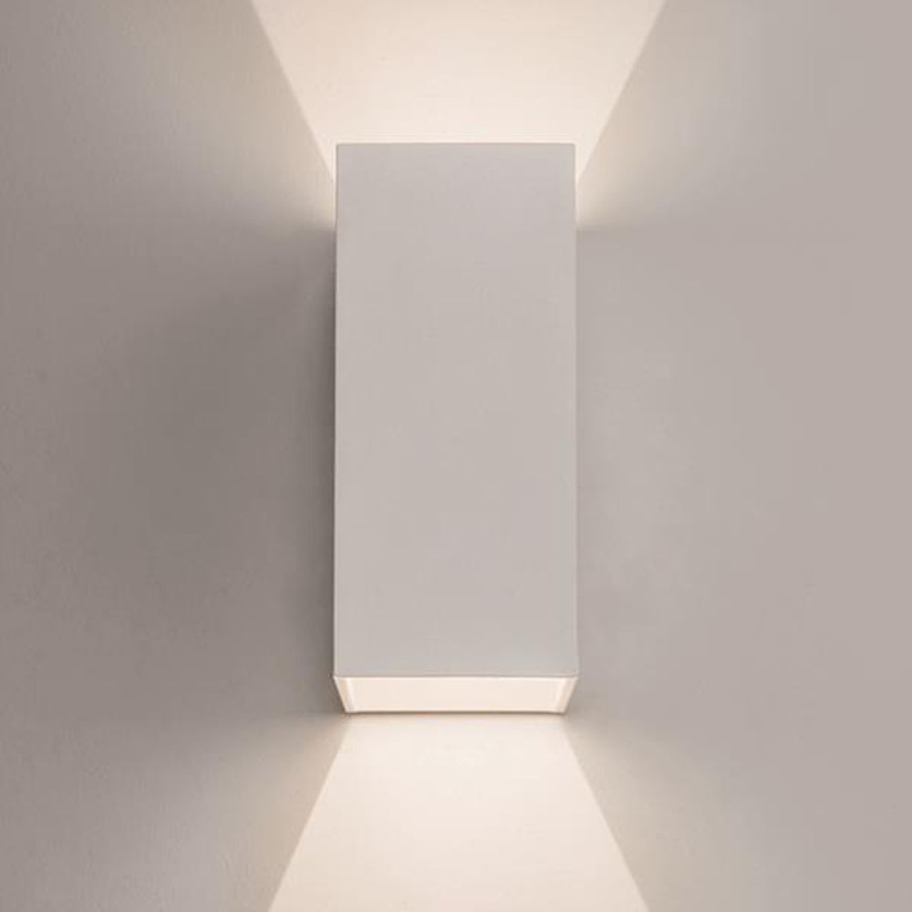Oslo 160 Led Ip65 Exterior Wall Light In White Wall Lights Led Exterior Wall Lights Wall Mounted Light
