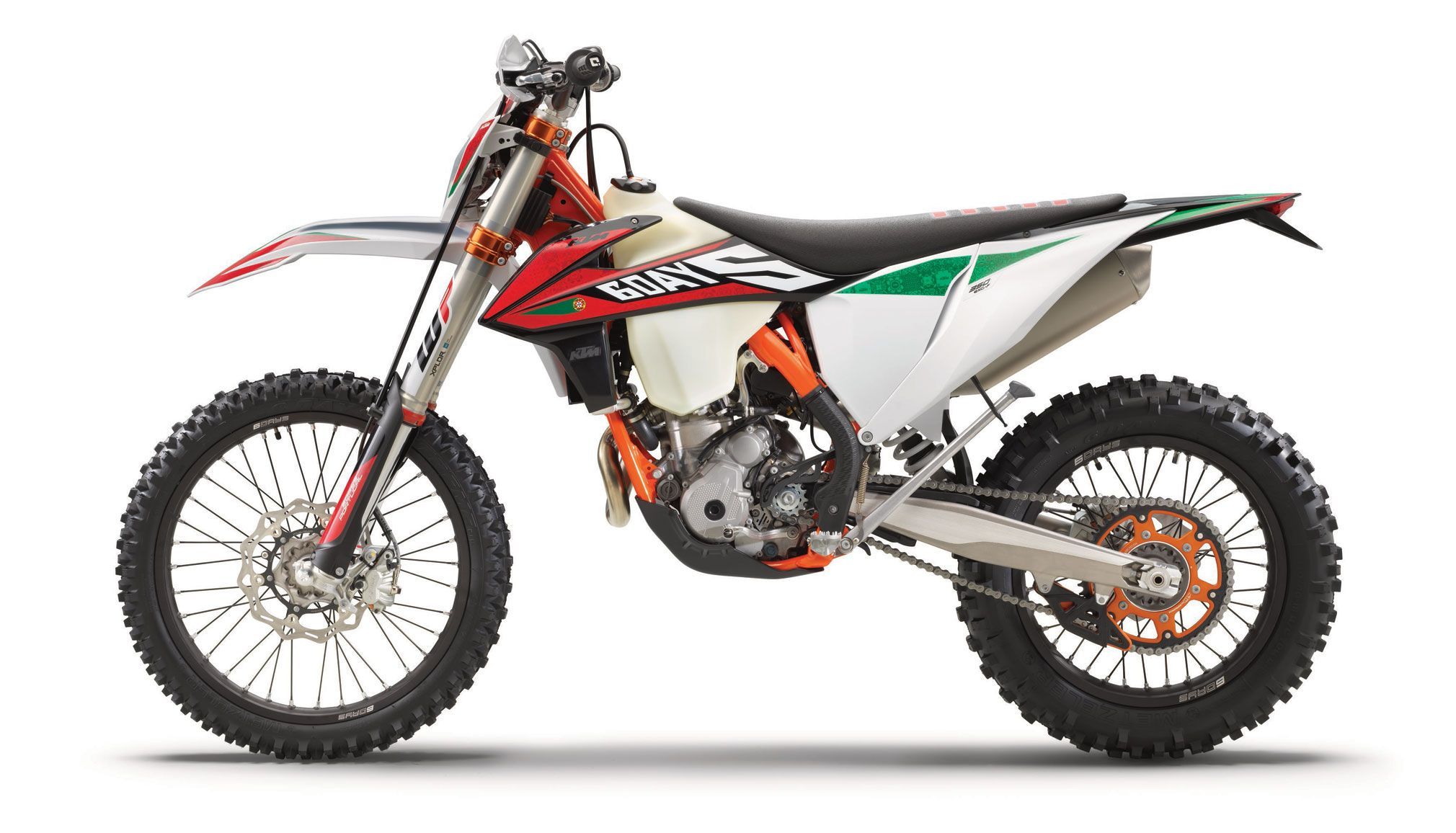 2020 KTM 350 EXCF Guide • Total Motorcycle Aviacion