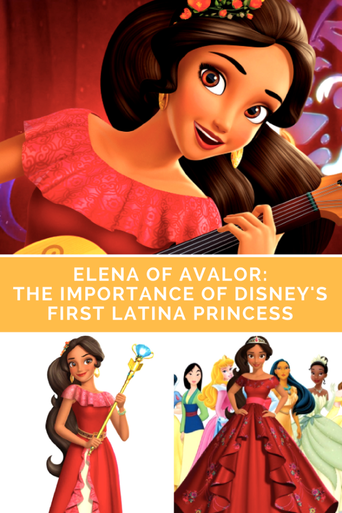 Elena of Avalor: The Importance of Disney's First Latina ...