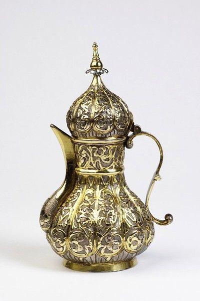 Coffee Pot Tea Pots Antique Silver Coffee