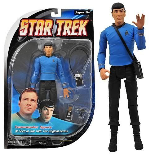 Star Trek: The Original Series: Spock Action Figure