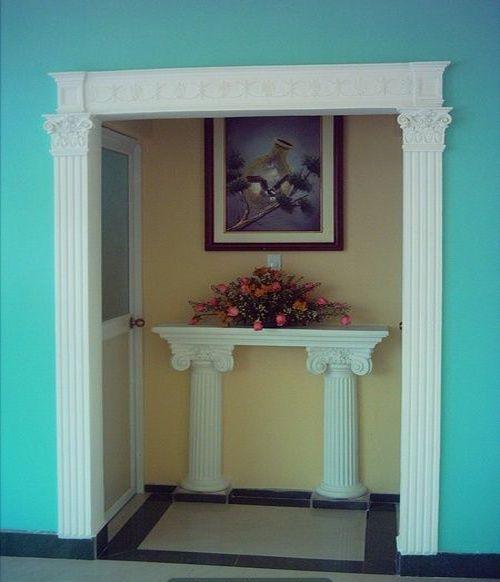 Pin de omar en molduras interiores molduras para - Molduras para ventanas exteriores casas ...