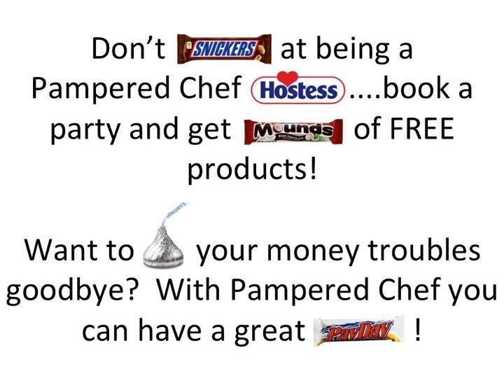 Let\'s Do This!!! shewyatt@gmail.com www.pamperedchef.biz ...