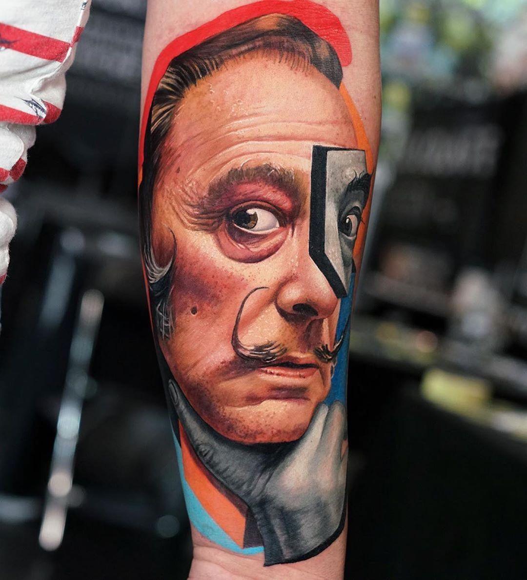 Artist davepaulo_tattooartist inkallday inkedgirls
