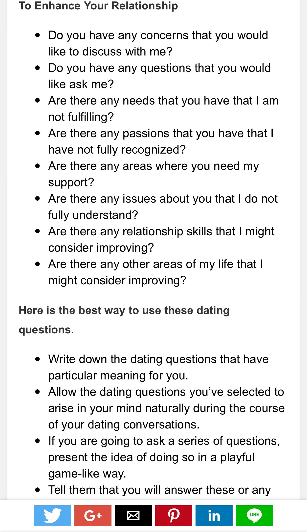 playful dating questions