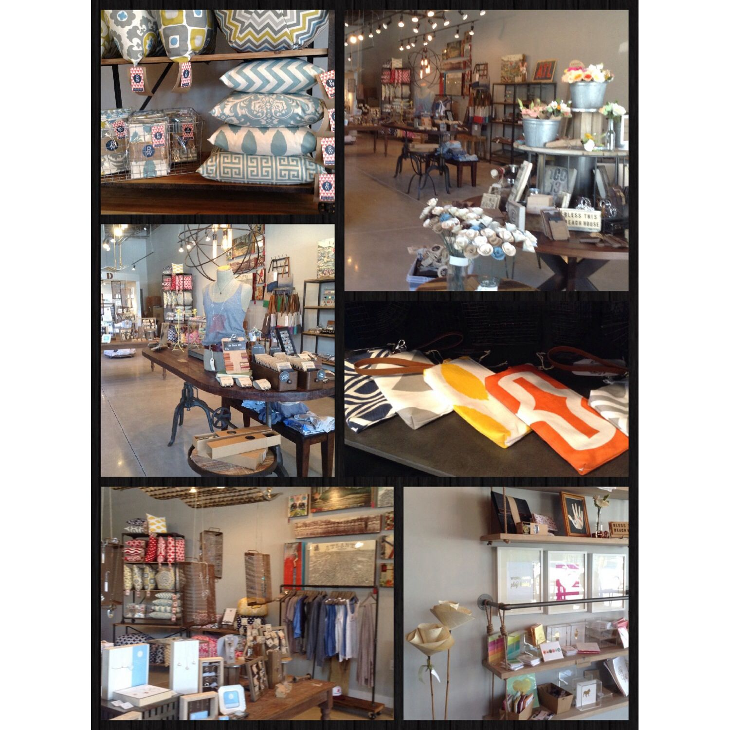 Home Decor Stores Atlanta: Crafted Westside Store In Midtown, Atlanta, Georgia Is Now
