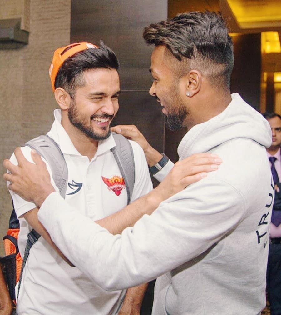 Manish Pandey. Hardik Pandya. | Pandey, Manish, Cricket ...