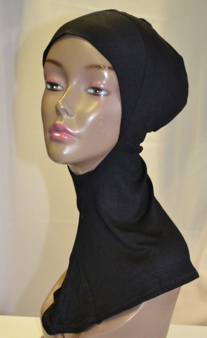 Hayaa Clothing Ninja Inner Underscarf Black Http