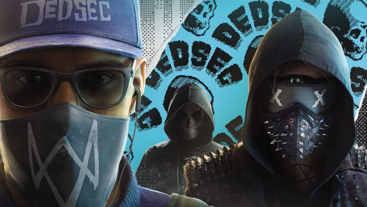 Marcus And Wrench Dedsec Hackers Hd Wallpaper 1920x1080 Watch Dogs Wrench Watch Dogs 2 Watch Dogs 1