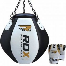 RDX Pro Heavy Duty Boxing Punch Bag Ball Bearing Steel Swivel Speed Ball MMA Gym