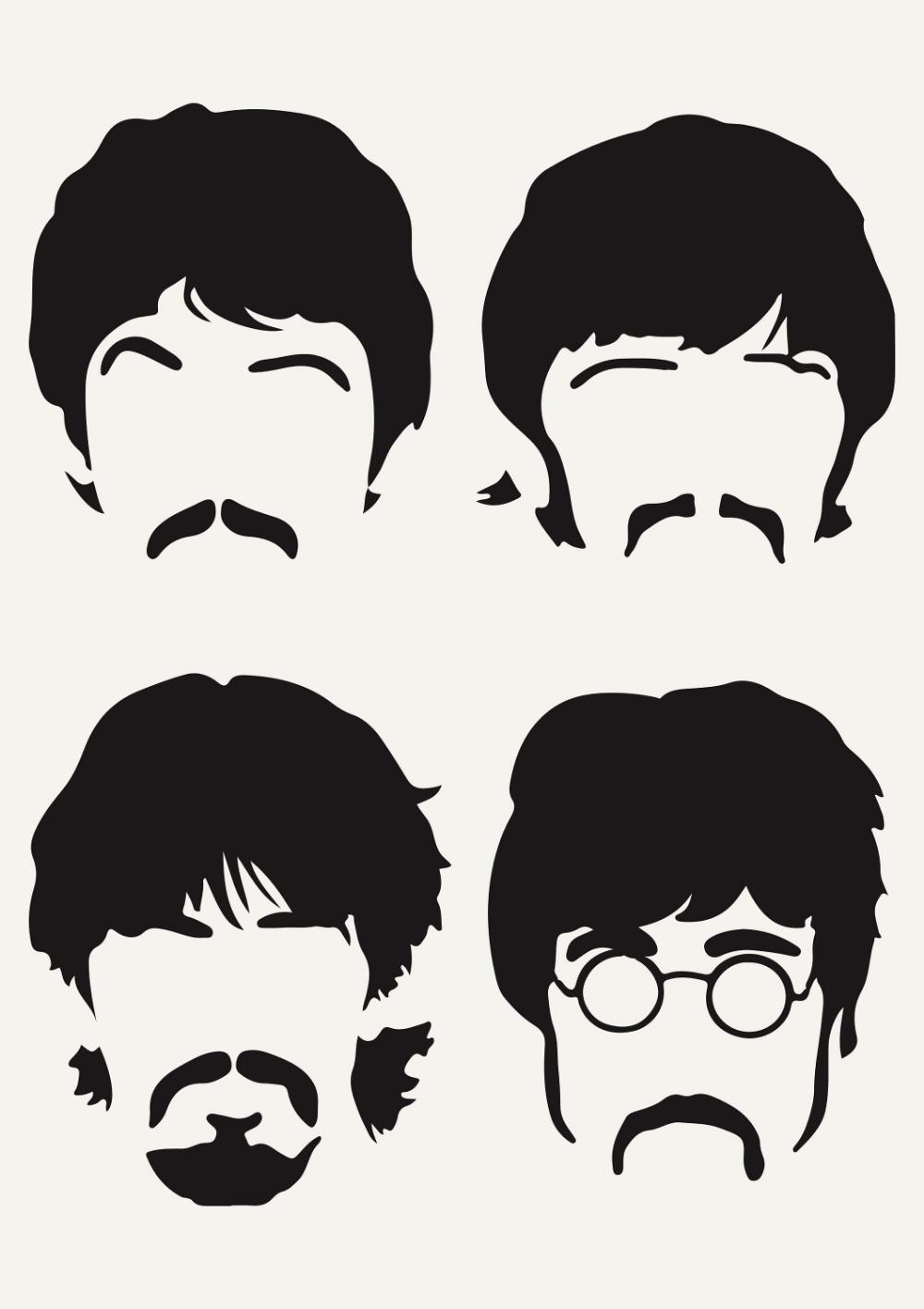 Symbol Beatles Beatles Poster Beatles Drawing Beatles Artwork