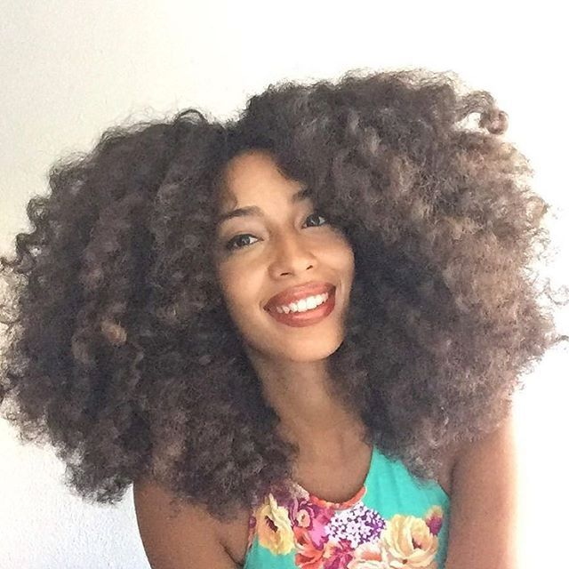 Pinterest: @ Kymberli Dy I love the length and thickness. I cannot wait until mine is this length!