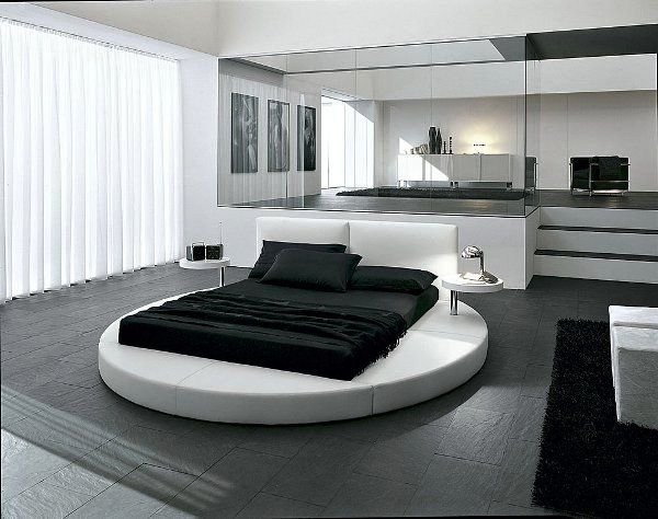 Top 10 Most Beautiful Round Bed Design Ideas For Modern Bedroom
