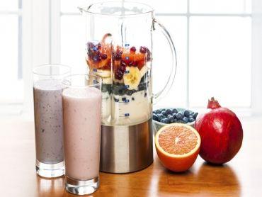 Receita Dieta rápida - perca até 2 kg em 1 semana com a ajuda de shakes
