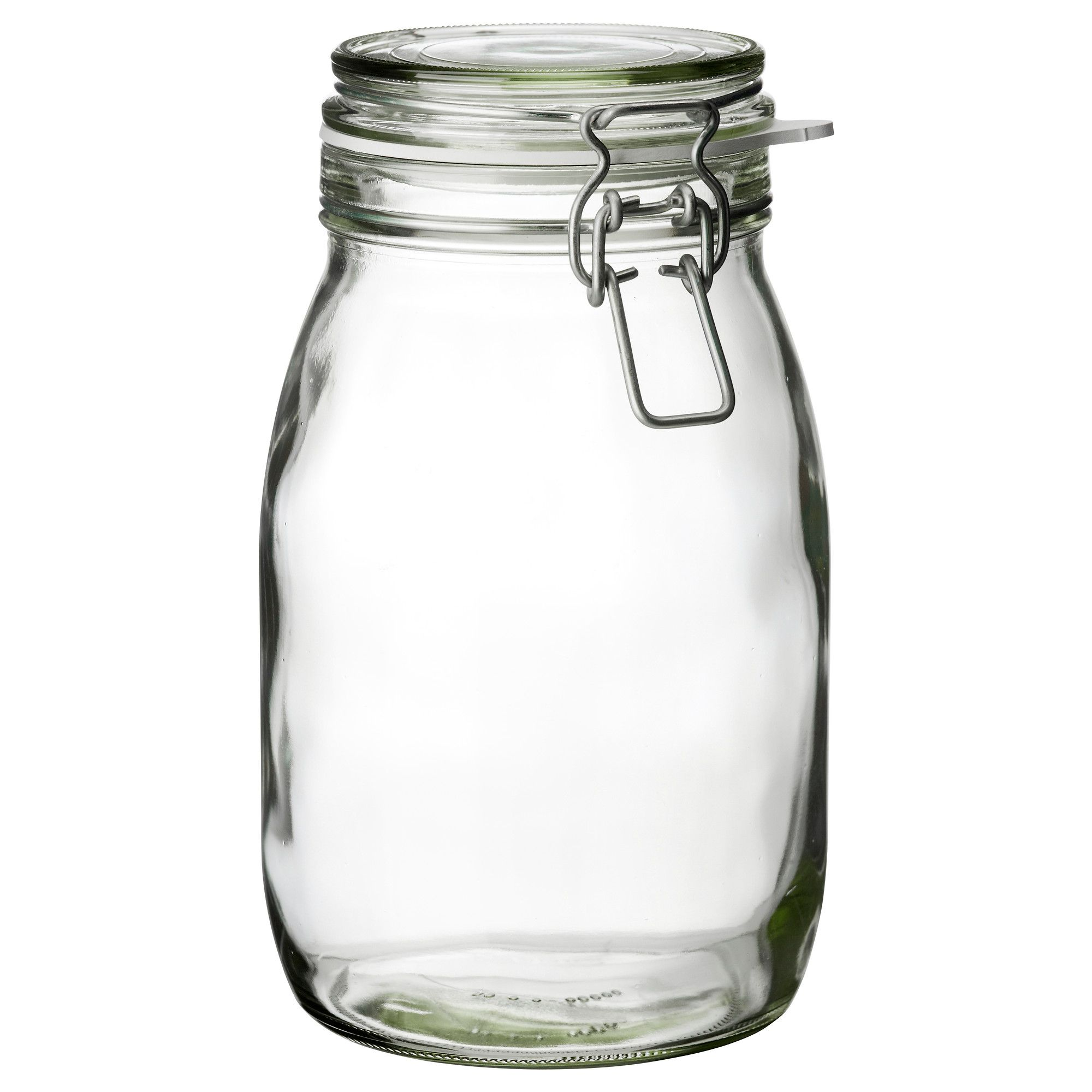 korken jar with lid clear glass kitchens pantry and ikea shopping korken jar with lid clear glass