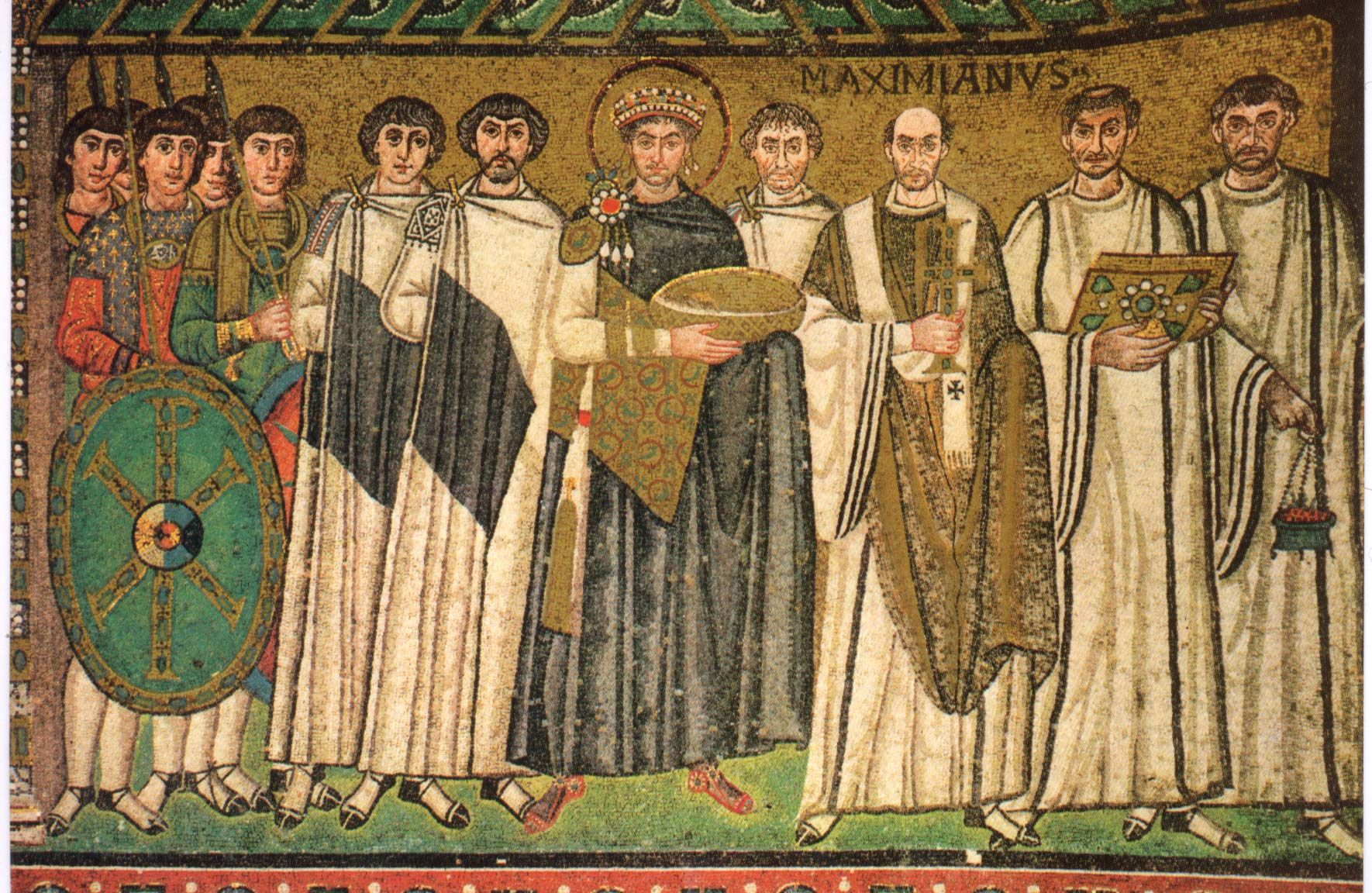 Image result for justinian picture