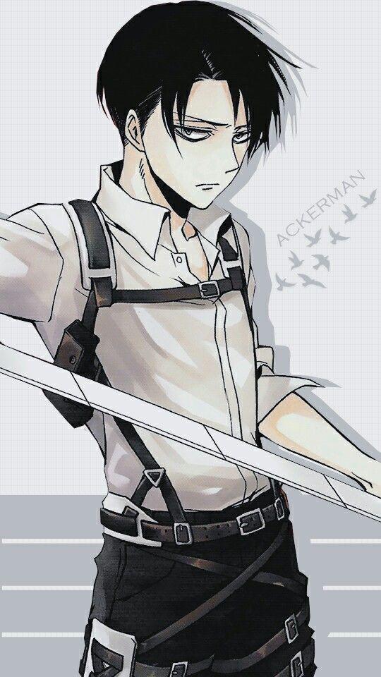 Shingeki No Kyojin Levi Wallpaper 3 Levi