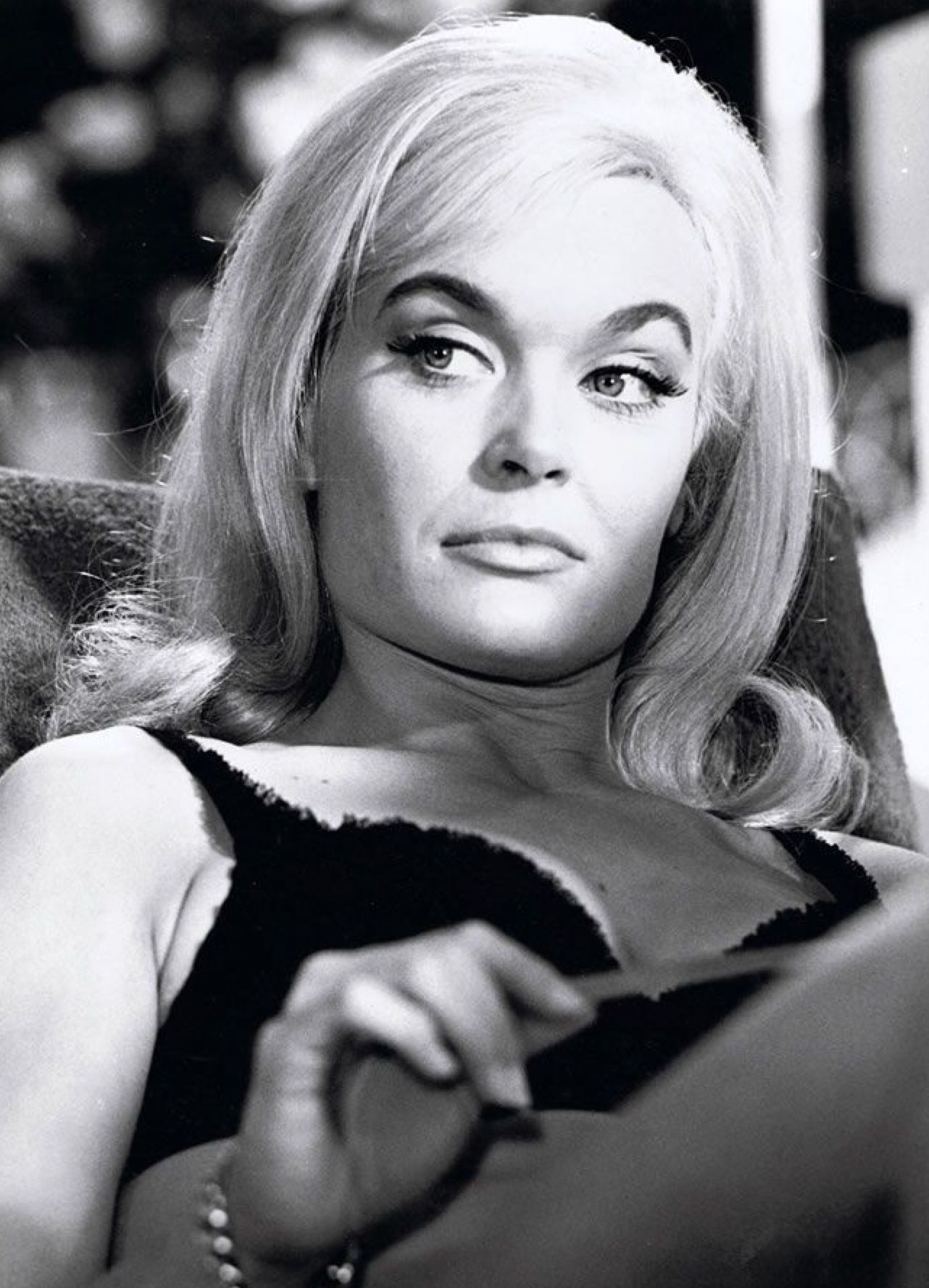 Watch Shirley Eaton video