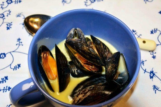 Muslingesuppe opskrift - Lækker, nem og hurtig opskrift