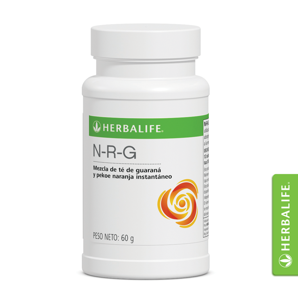 N R G Te Ayudara A Mantener Tus Niveles De Energia Esta Mezcla De Te De Guarana Y Naranja Pekoe Contiene Propiedades Herbalife Nutricion Herbalife Nutricion