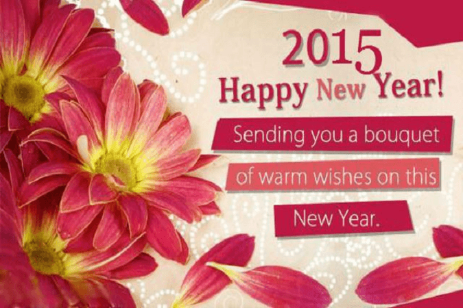 happy new year thoughts 2015