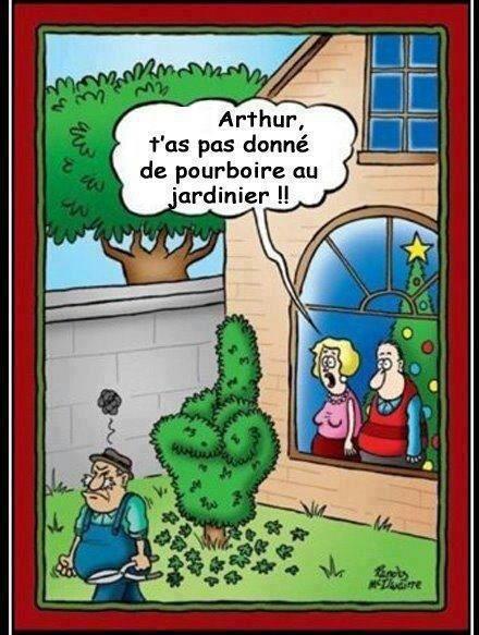 Jardinier Humour Images Droles Noel Humour