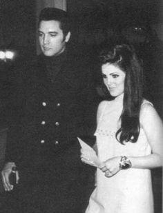 Image detail for -Mr & Mrs Presley ♥♥ - elvis-and-priscilla-presley Photo