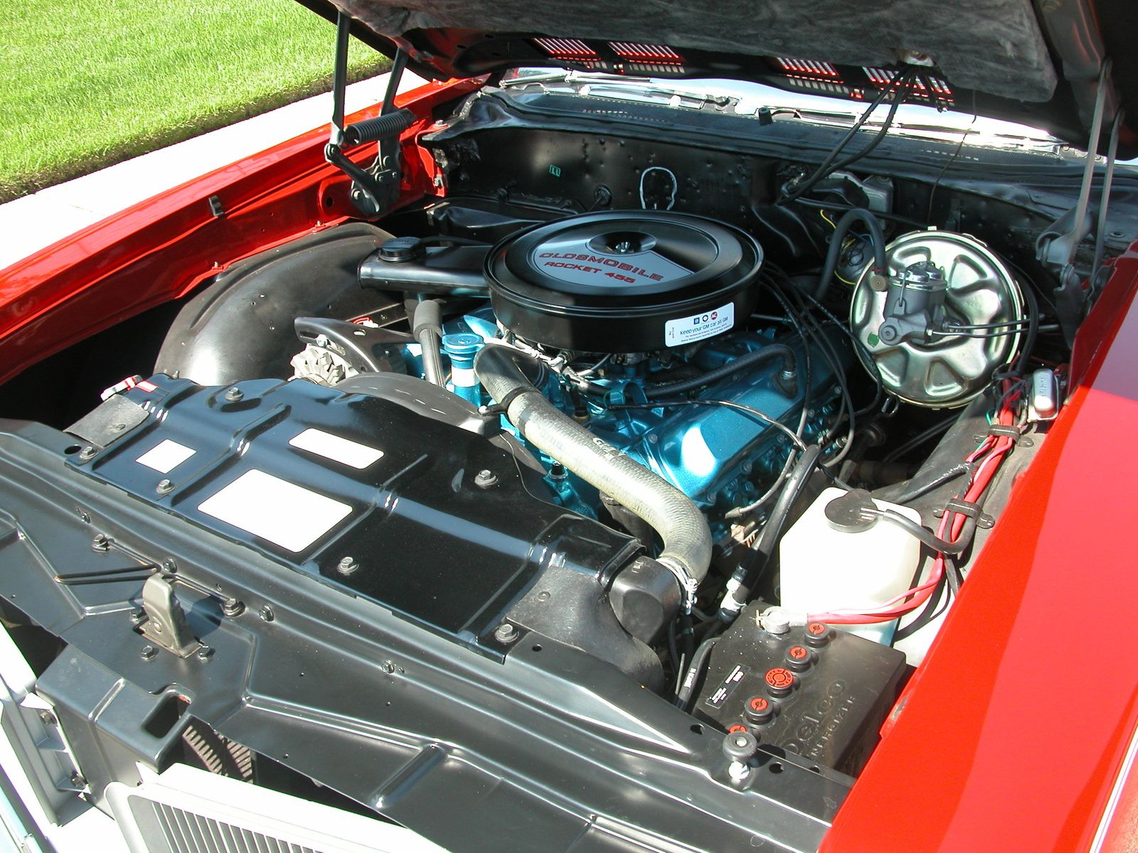 1972 Buick 455 Engine Specs