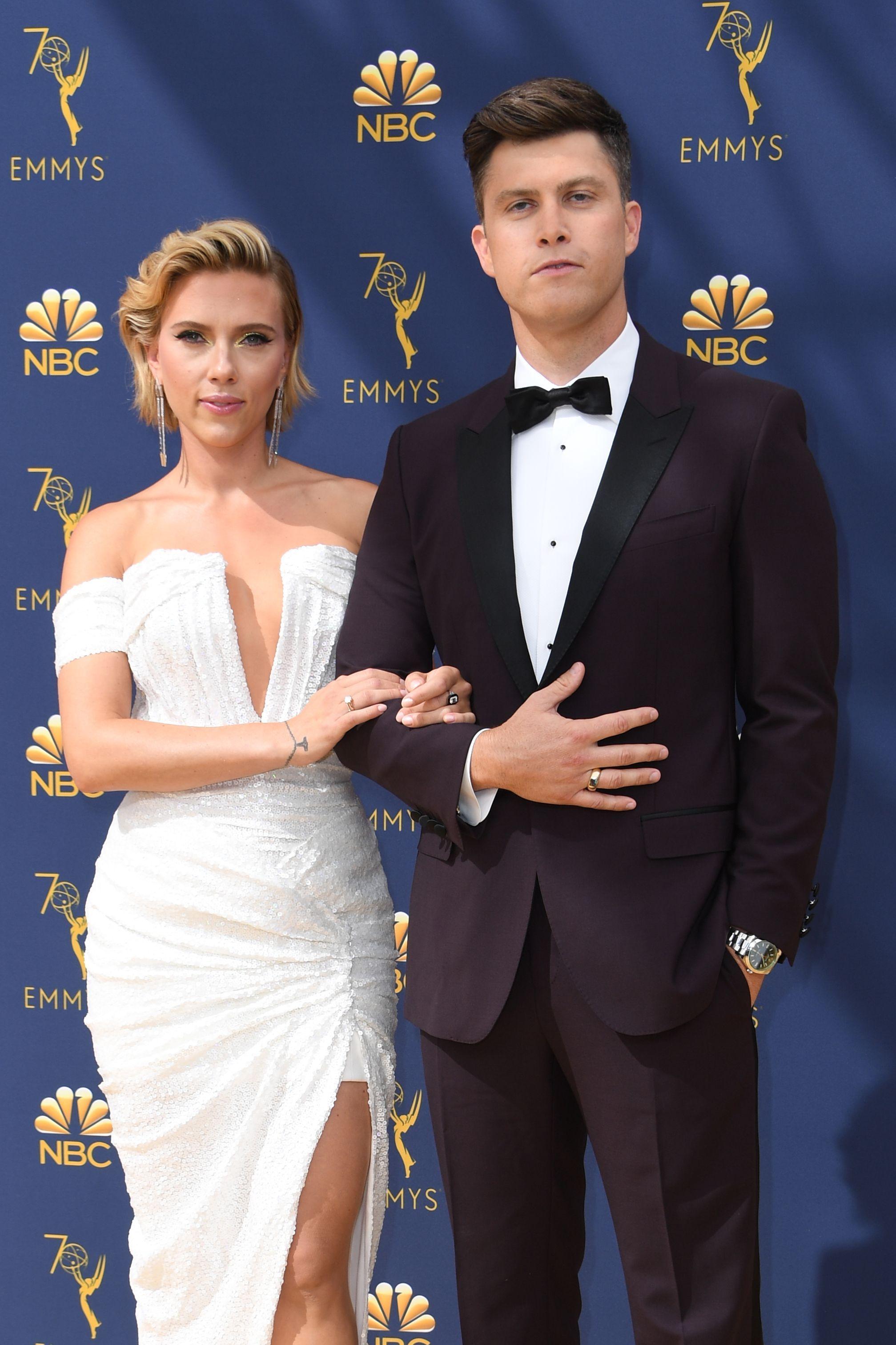 Scarlett Johansson Is Engaged! Osobnost