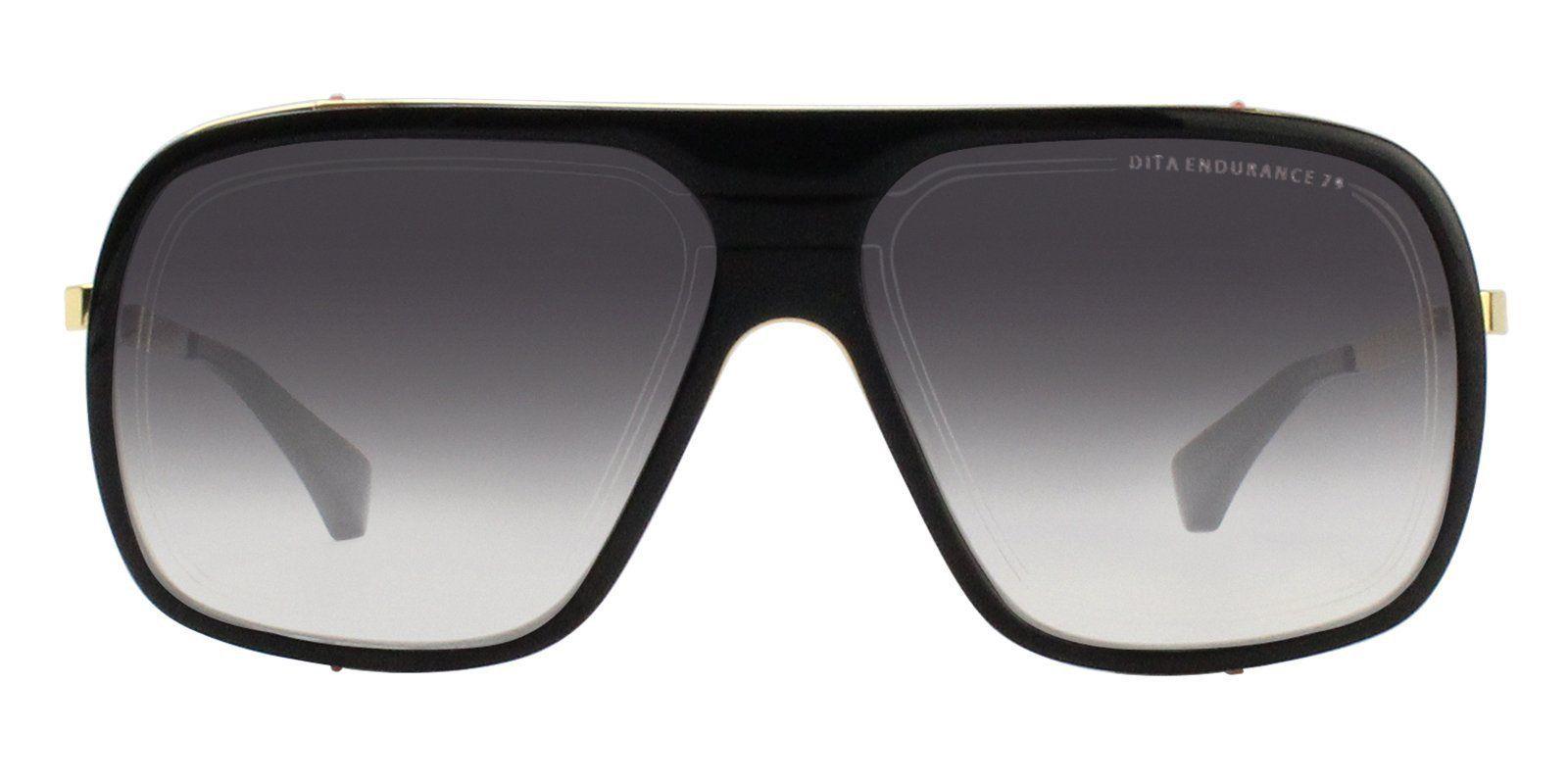 6fd479f99ab Dita - ENDURANCE 79 Black Gold - Dark Grey to Clear sunglasses ...
