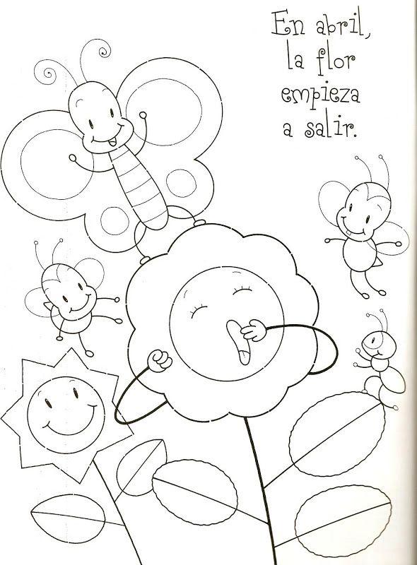 Poesías y rimas infantiles de los meses para niños | educacion ...
