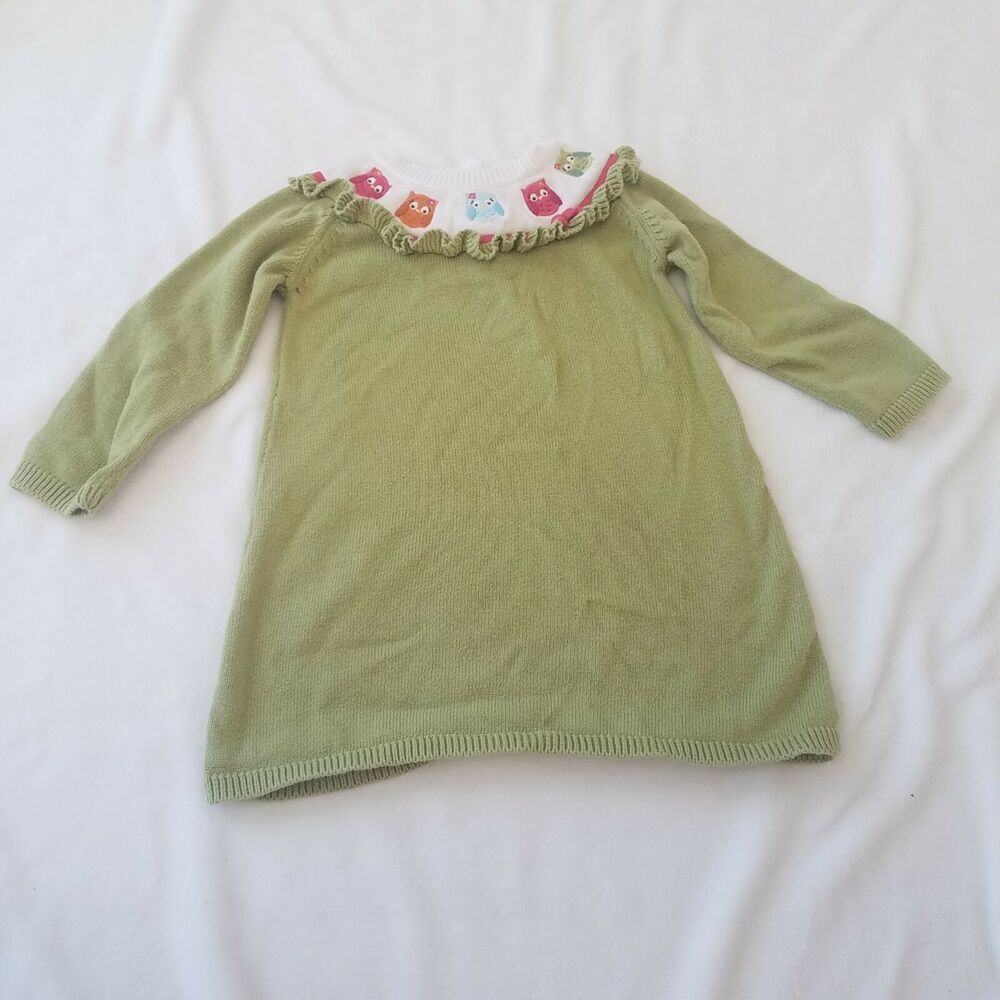 Owl Long Sleeve Gymboree 2t