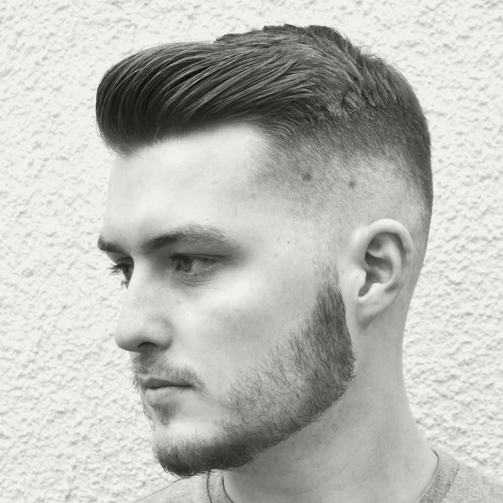 Für kurze jungs haare Kurze Frisur