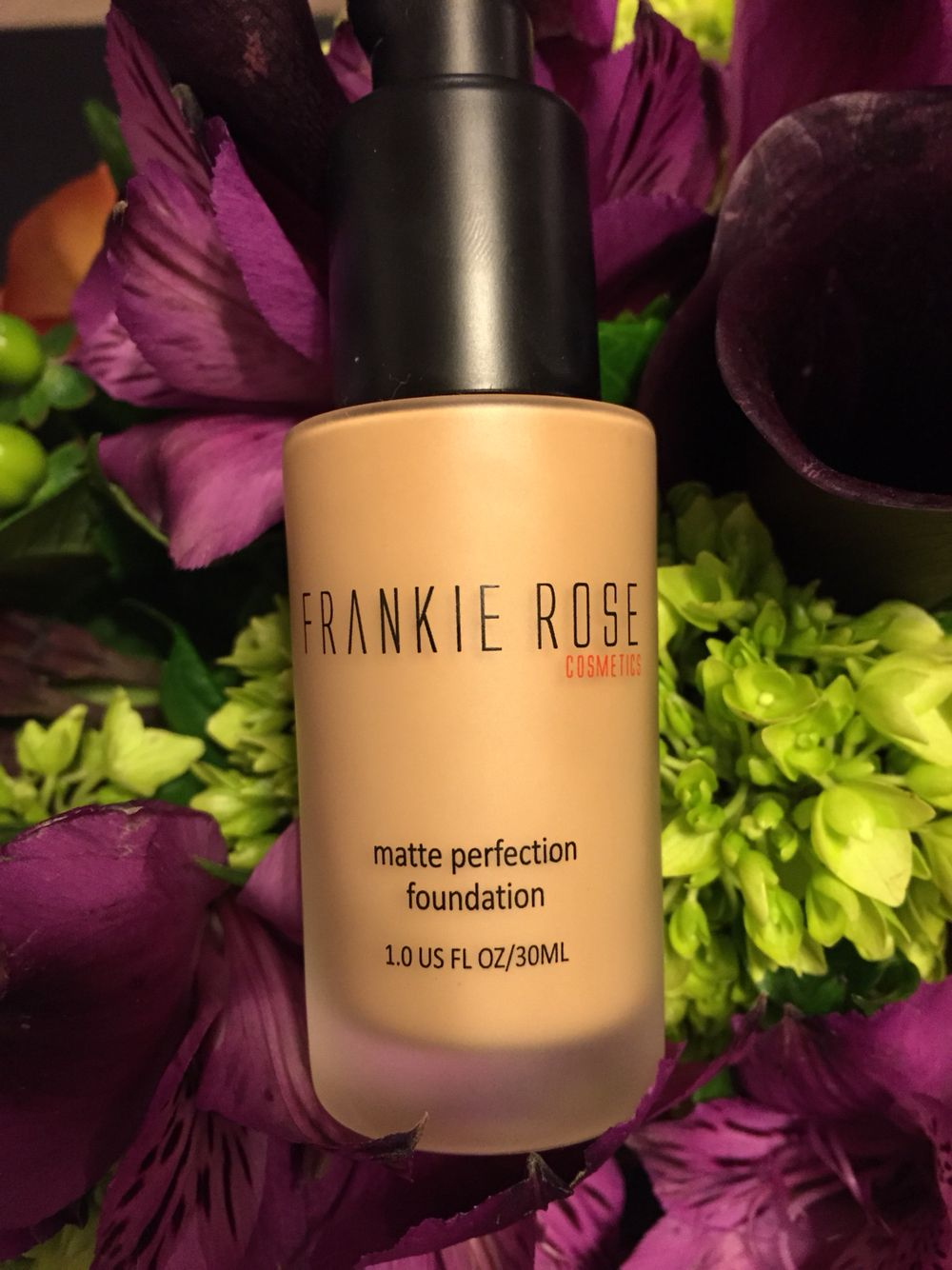 Frankie Rose Foundation Makeup skin care, Frankie