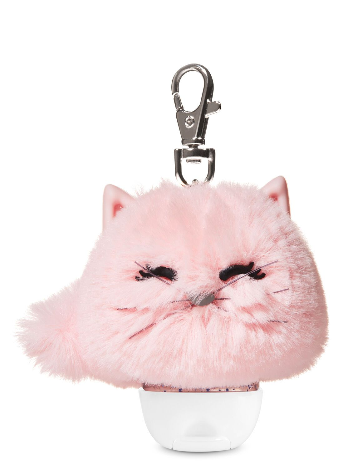 Bath Body Works Pink Cat Pom Pocketbac Holders In 2020 Pink