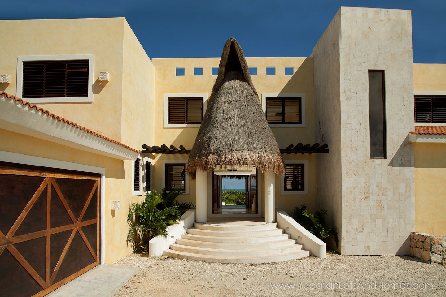 Casa La Palapa, a Luxury Beachfront Home, is available for