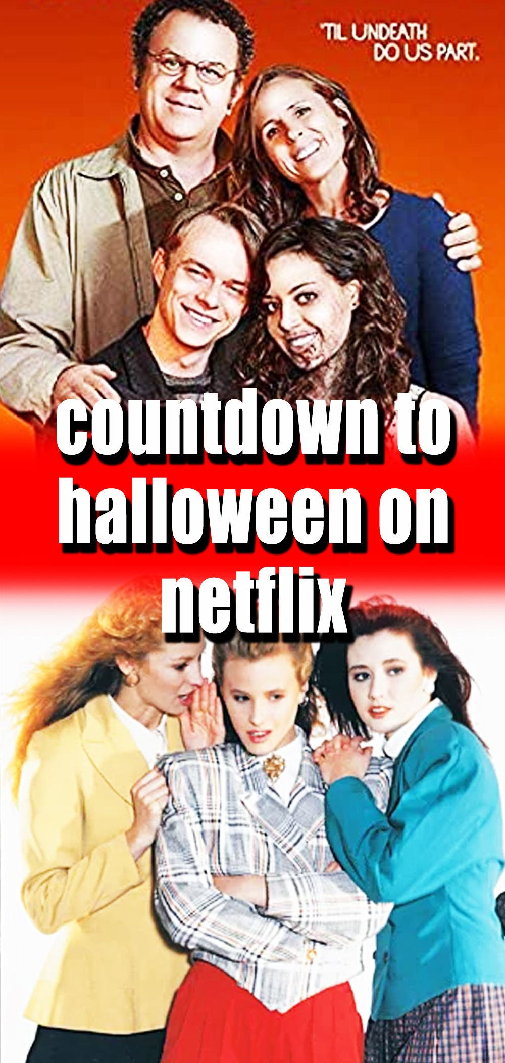 countdown to halloween on netflix in 2020 Entertaining