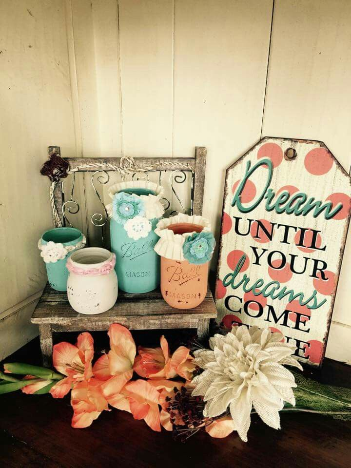 Diy cute projects with that ochalky mix. Http://rebecca.ochalky.com ...