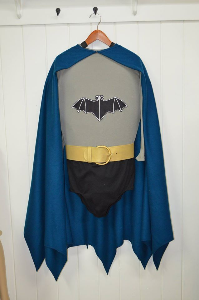 Replica 49 serial Batsuit for collector. Custom work by ...